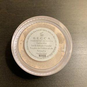 Becca Hydra Mist Set & Refresh Powder